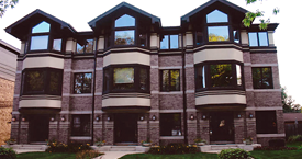 EIFS Repair - Multi-family Building